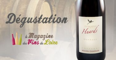 Ouvrage 2011 Domaine des Huards Cheverny