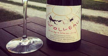 Grolleau - vin de pays du val-de-loire 2016 - Catherine et Pierre Breton