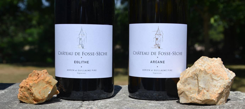Eolithe - Château des Fosses Sèches