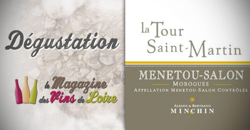 Morogues blanc - La Tour Saint-Martin