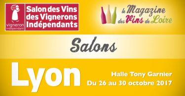 Salon des Vignerons Indépendants - Lyon 2017