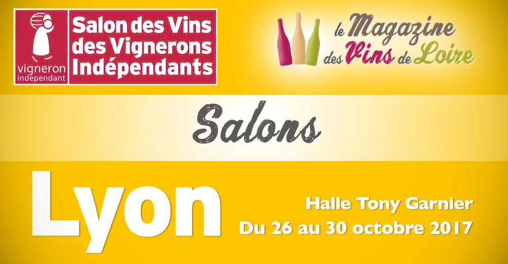 Vignette mdvl salons vi lyon 2017 le magazine des vins - Salon des vignerons independants lyon ...