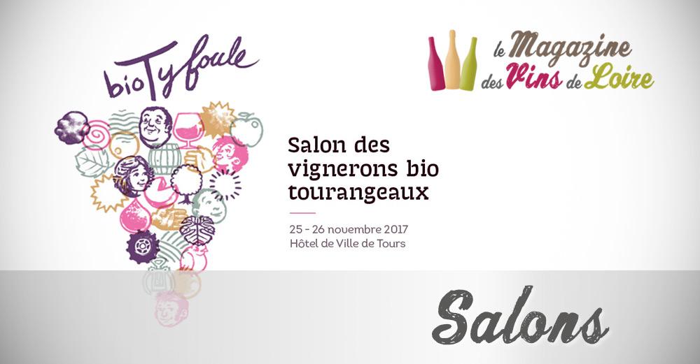 Vignette salon biotyfoule 2017 le magazine des vins de loire for Salon des vins de loire 2017
