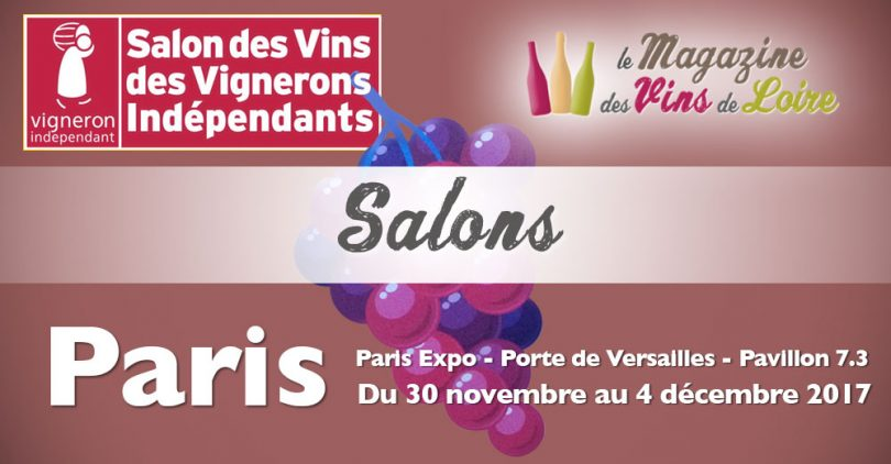 39 me salon des vignerons ind pendants paris la for Salon des vins independants