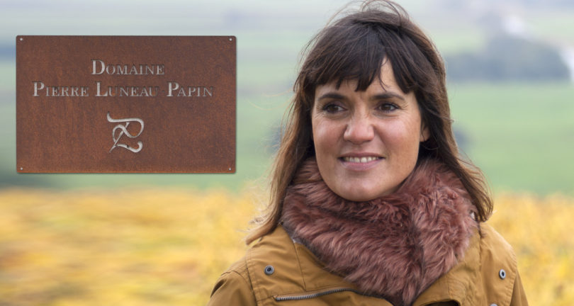 Marie Luneau, vigneronne - Domaine Luneau-Papin