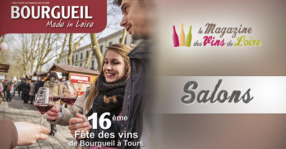 16 me salon des vins de bourgueil tours 2018 le for Salon des vins de loire 2017