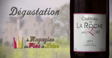 Château La Roche en Loire - Cuvée Louis 2011