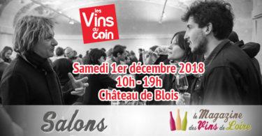 Salon Les Vins du Coin 2018-crédit photo>Laurent Alvarez