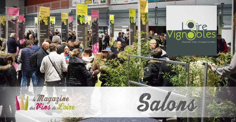 Salon la Loire aux 3 vignobles