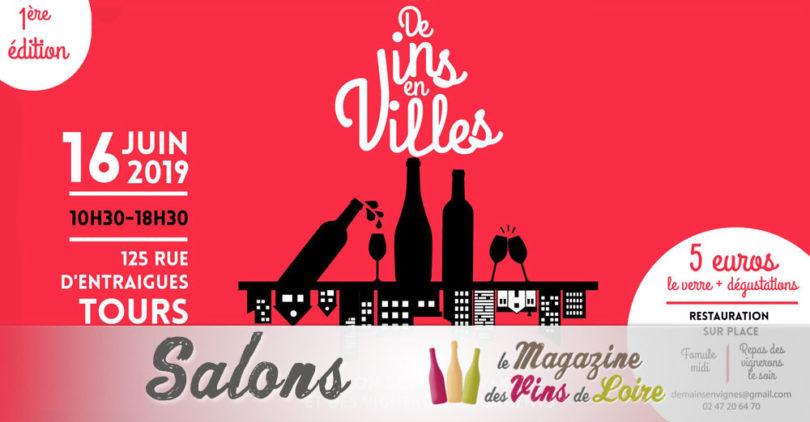 Salon de Vins en ville 2019
